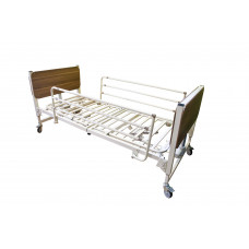 """Houghton Electric Bed (Light Oak) - 36"""""""