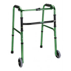 Foldable Walking Frame (with wheels)