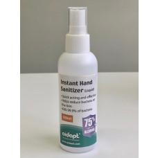 Instant hand sanitizer (liquid/spray) 100ml - Box of 12 pcs