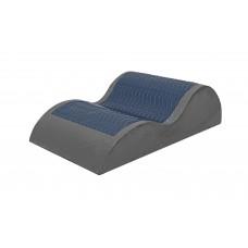 竹炭記憶海綿清涼凝膠腿墊(灰色)