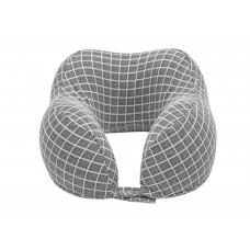 記憶海綿旅行頸枕(灰色)