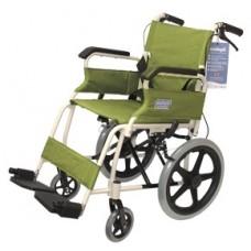 摺疊式便攜輪椅(綠色)