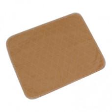 可清洗椅墊或床墊 - 淺棕色