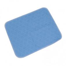 可清洗椅墊或床墊 - 藍色