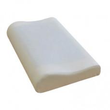 清涼凝膠舒適記憶海綿枕(可拆卸天鵝絨面枕套)
