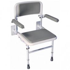 Solo豪華洗澡椅(附加背部和座椅墊)