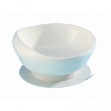 餵飼弧型膠碗