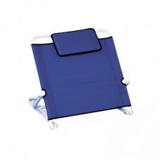 靠背床墊 (藍色)