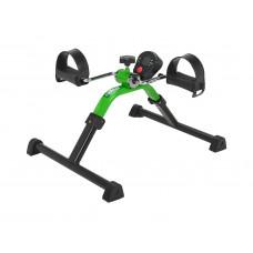 可摺疊腳踏復康單車(附有電子儀) - 綠色