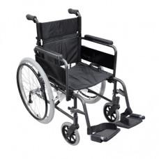 豪華型自助輪椅(黑色)