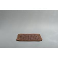 3D竹炭涼蓆座墊