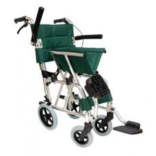 輕攜式摺合輪椅 (紅色)