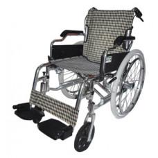 豪華鋁合金便攜輪椅