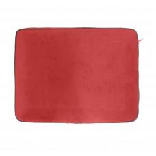記憶海綿旅行枕頭 - 紅色
