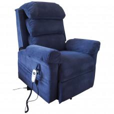 Ecclesfield 系列可升降電動卧椅 - 藍色 - 預訂