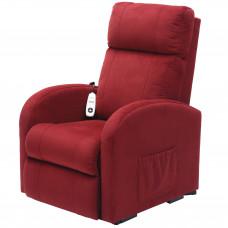 Daresbury 系列可升降電動卧椅(小型) - 紅色