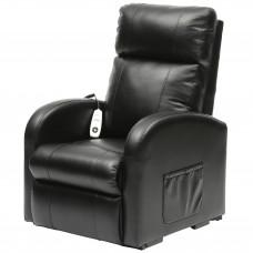 Daresbury 系列可升降電動卧椅(小型) - 黑色