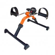 可摺疊腳踏復康單車(附有電子儀) - 橙色
