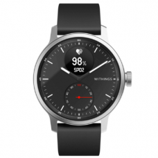 Withings 智能手錶 42mm (黑色)
